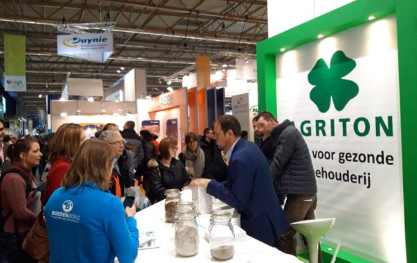 Agriton op Agriflanders 2019