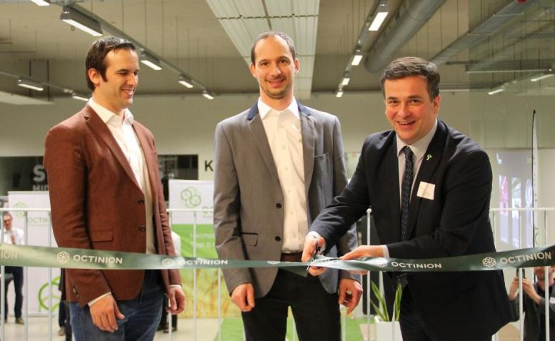 Opening Octinion Agriculture, Roeselare